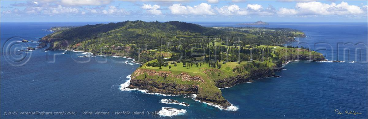 Peter Bellingham Photography Point Vincent - Norfolk Island (PBH4 00 18943)
