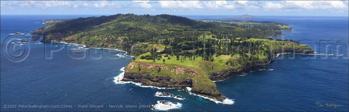 Peter Bellingham Photography Point Vincent - Norfolk Island (PBH4 00 18944)