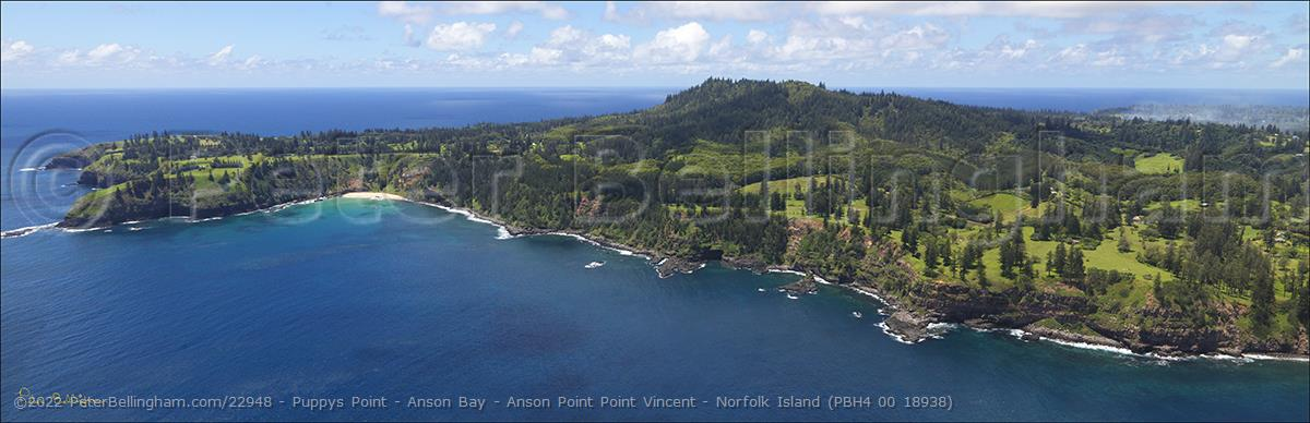 Peter Bellingham Photography Puppys Point - Anson Bay - Anson Point Point Vincent - Norfolk Island (PBH4 00 18938)