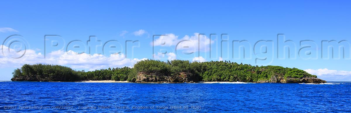 Peter Bellingham Photography Foelifuka Island - Vava'u, Kingdom of Tonga (PBH4 00 7820)