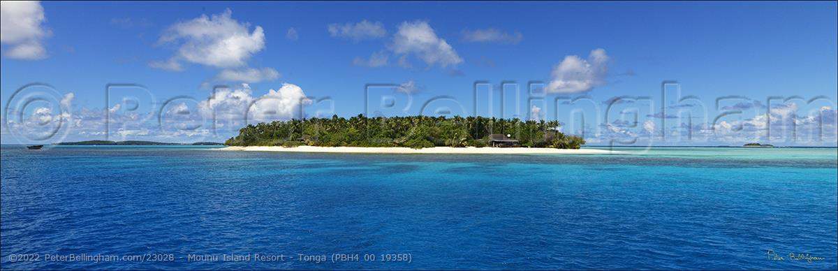 Peter Bellingham Photography Mounu Island Resort - Tonga (PBH4 00 19358)