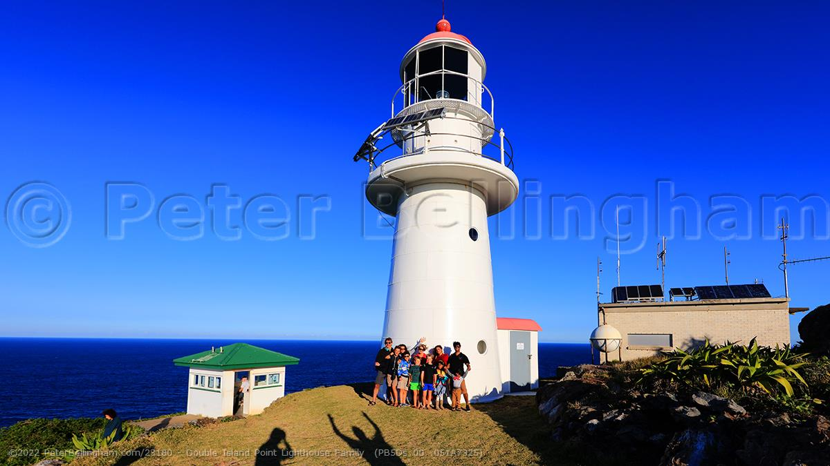 Peter Bellingham Photography Double Island Point Lighthouse Family  (PB5Ds 00  051A7325)