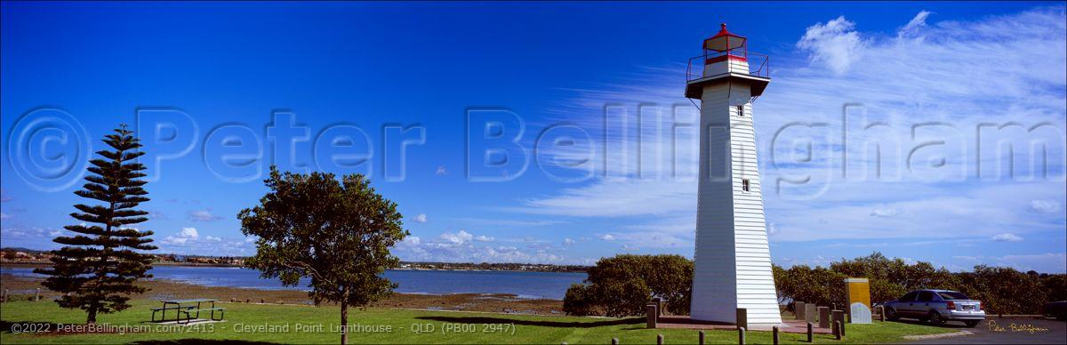 Peter Bellingham Photography Cleveland Point Lighthouse - QLD (PB00 2947)