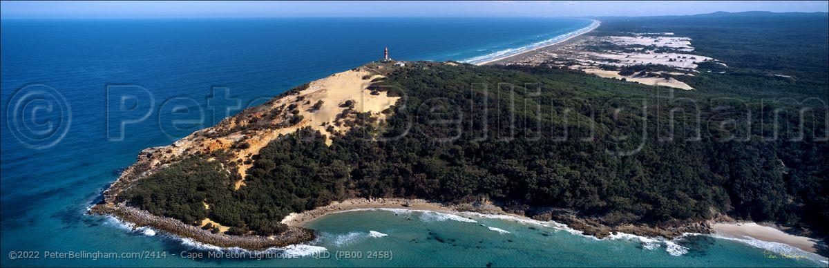 Peter Bellingham Photography Cape Moreton Lighthouse - QLD (PB00 2458)