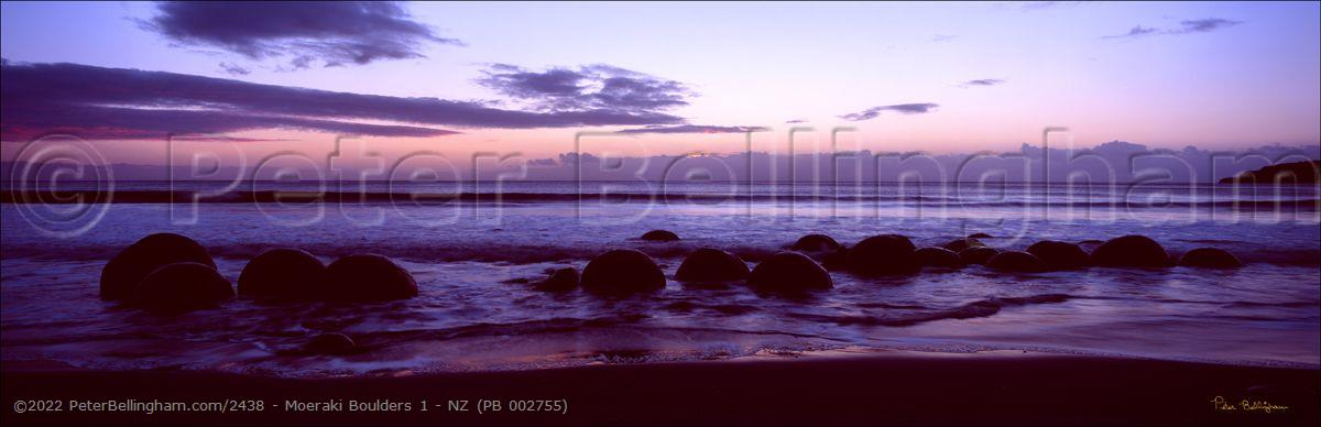 Peter Bellingham Photography Moeraki Boulders 1 - NZ (PB 002755)