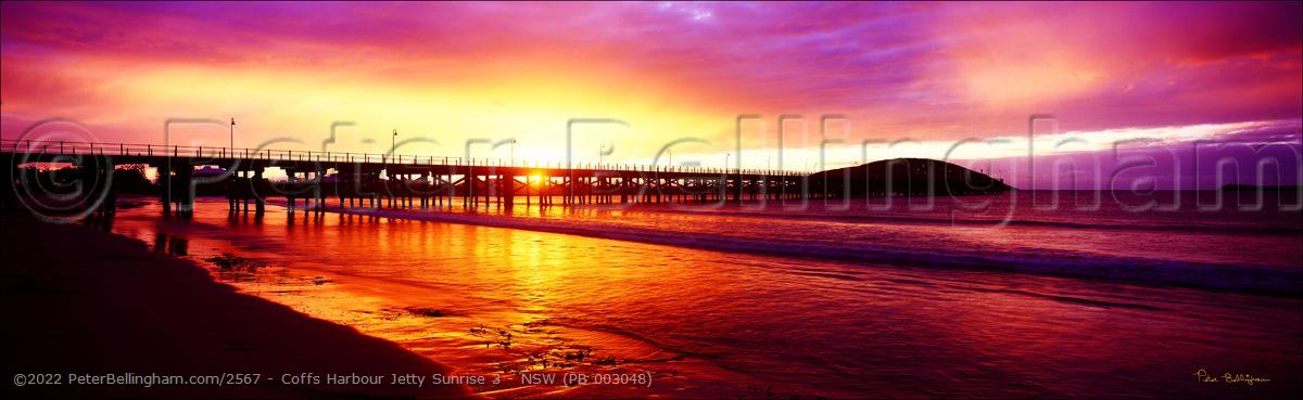 Peter Bellingham Photography Coffs Harbour Jetty Sunrise 3 - NSW (PB 003048)