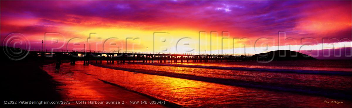 Peter Bellingham Photography Coffs Harbour Sunrise 2 - NSW (PB 003047)