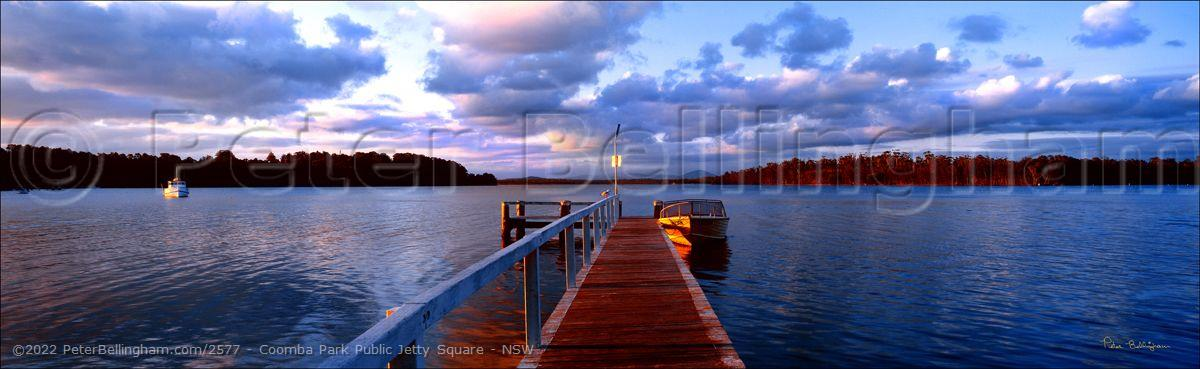 Peter Bellingham Photography Coomba Park Public Jetty Square - NSW
