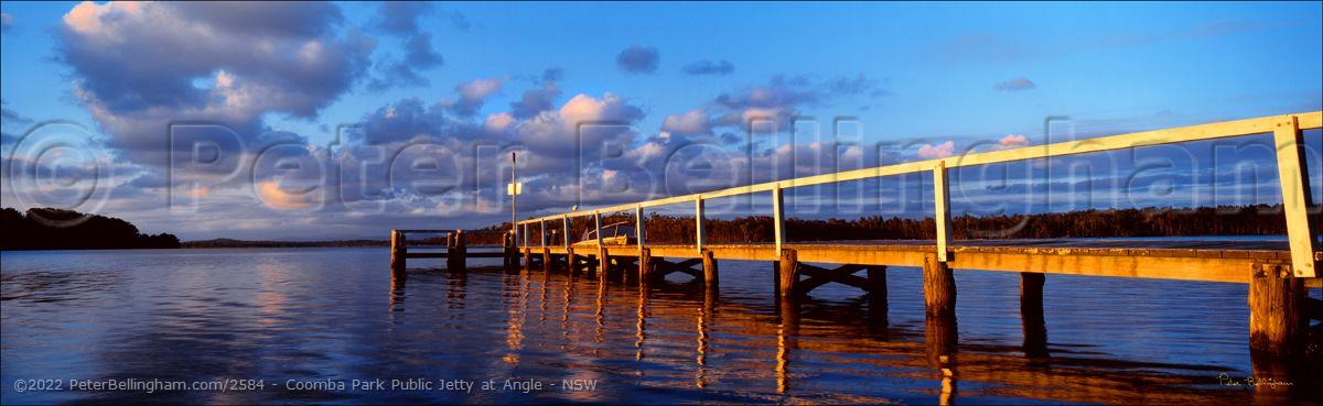 Peter Bellingham Photography Coomba Park Public Jetty at Angle - NSW