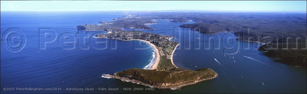 Peter Bellingham Photography Barenjoey Head - Palm Beach - NSW (PB00 1498)