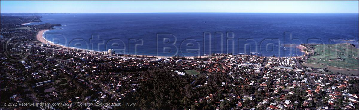 Peter Bellingham Photography Collaroy Looking East - NSW