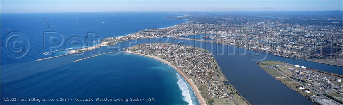 Peter Bellingham Photography Newcastle Stockton Looking South - NSW