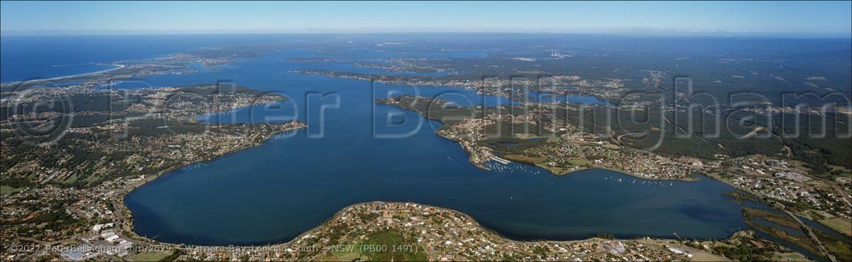 Peter Bellingham Photography Warners Bay Looking South - NSW (PB00 1491)