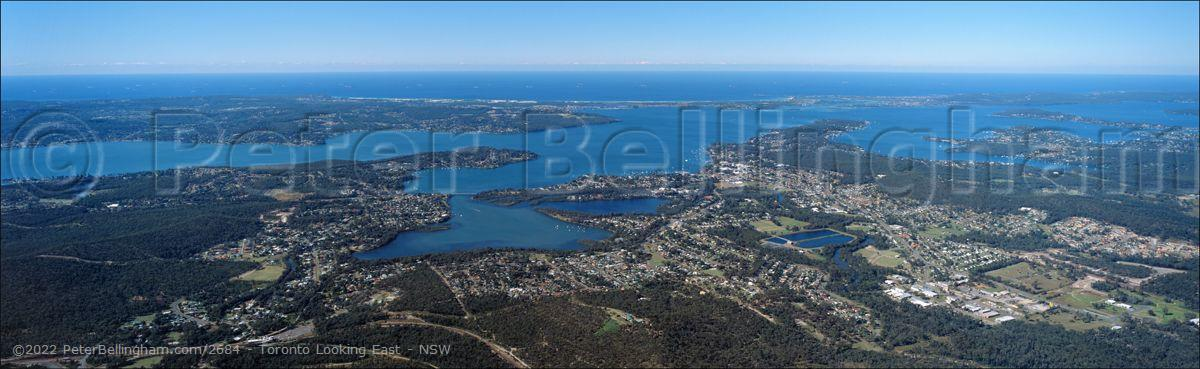 Peter Bellingham Photography Toronto Looking East - NSW