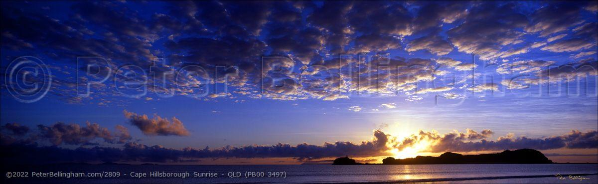 Peter Bellingham Photography Cape Hillsborough Sunrise - QLD (PB00 3497)