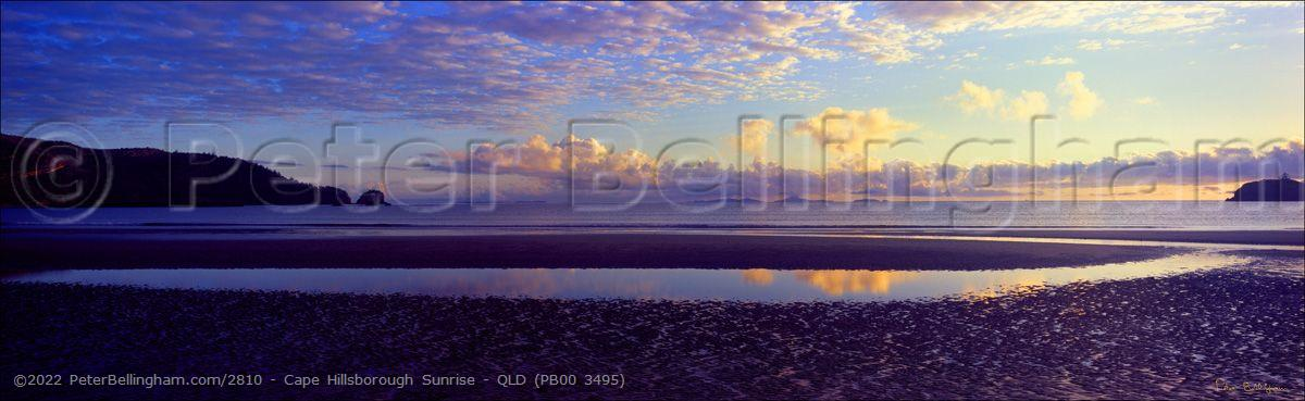 Peter Bellingham Photography Cape Hillsborough Sunrise - QLD (PB00 3495)