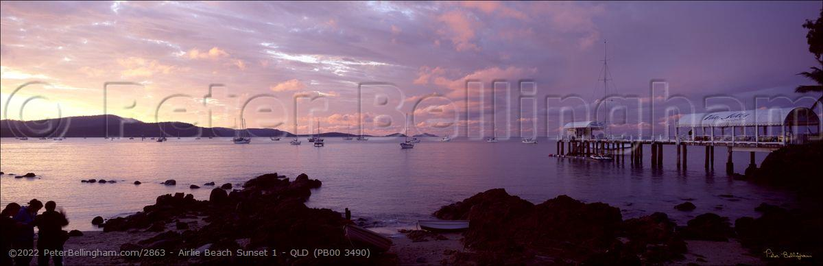 Peter Bellingham Photography Airlie Beach Sunset 1 - QLD (PB00 3490)