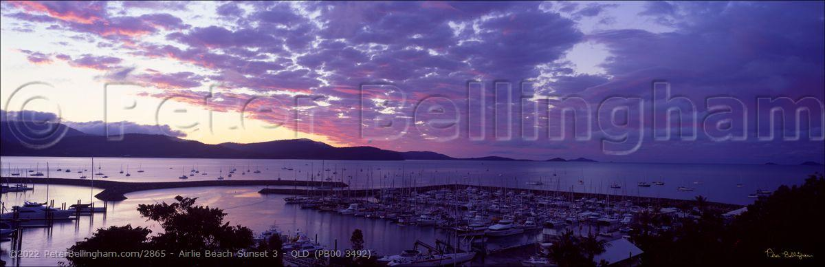 Peter Bellingham Photography Airlie Beach Sunset 3 - QLD (PB00 3492)