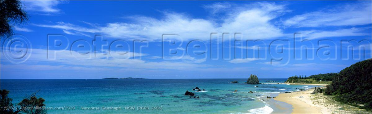 Peter Bellingham Photography Narooma Seascape -NSW (PB00 2454)