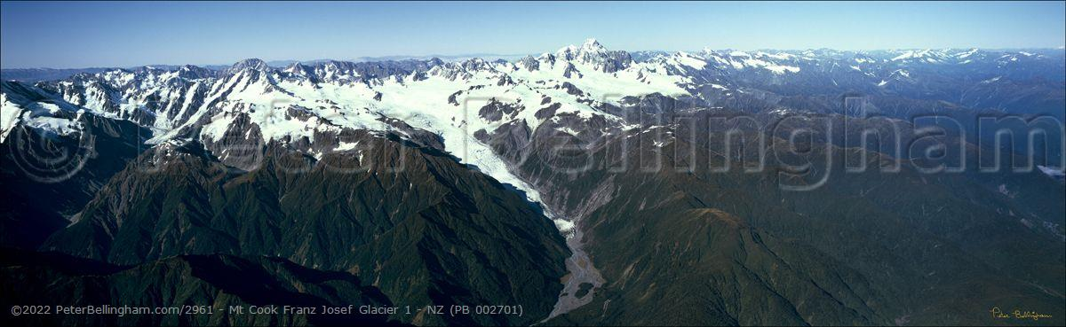 Peter Bellingham Photography Mt Cook Franz Josef Glacier 1 - NZ (PB 002701)