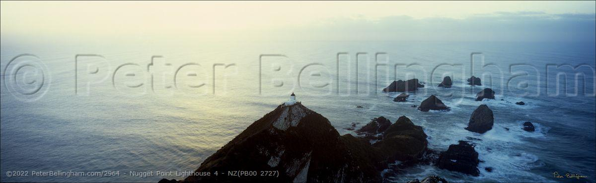 Peter Bellingham Photography Nugget Point Lighthouse 4 - NZ(PB00 2727)