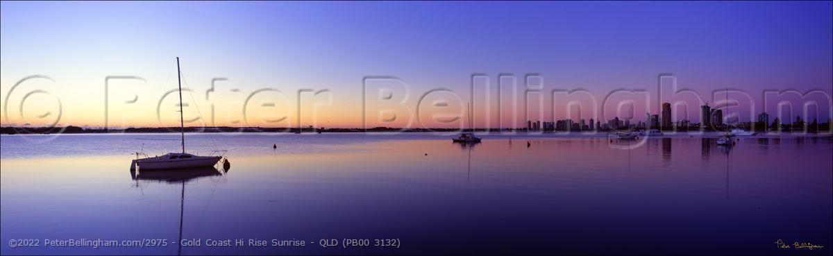 Peter Bellingham Photography Gold Coast Hi Rise Sunrise - QLD (PB00 3132)