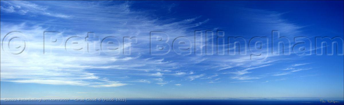 Peter Bellingham Photography Cirus Cloud 6 (PB00 1922)