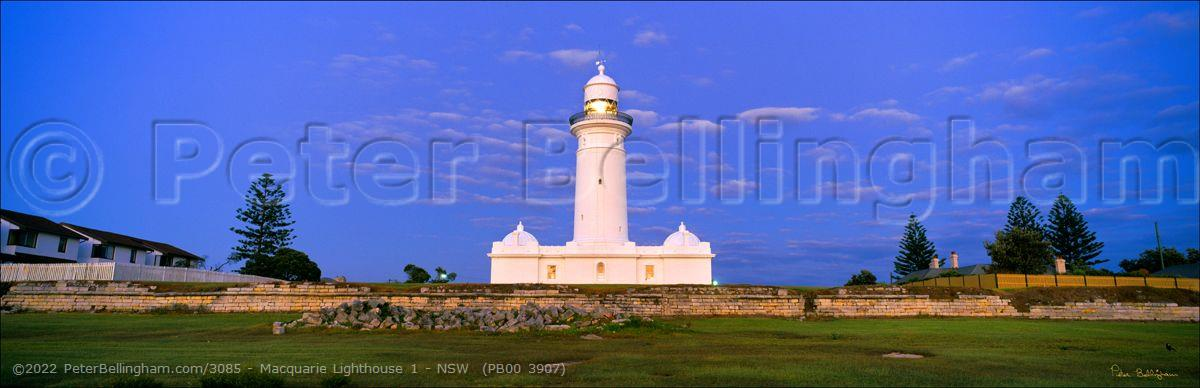 Peter Bellingham Photography Macquarie Lighthouse 1 - NSW  (PB00 3907)