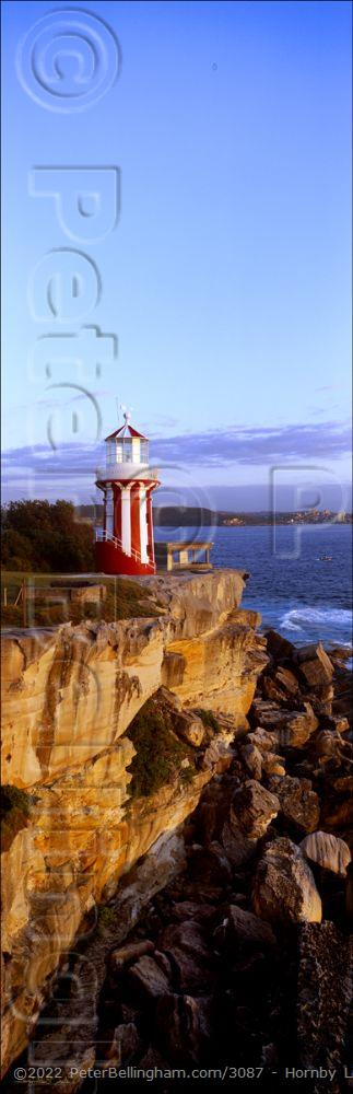 Peter Bellingham Photography Hornby Lighthouse Vertical - NSW (PB00 3903)