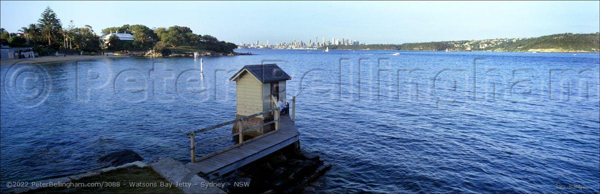 Peter Bellingham Photography Watsons Bay Jetty - Sydney - NSW
