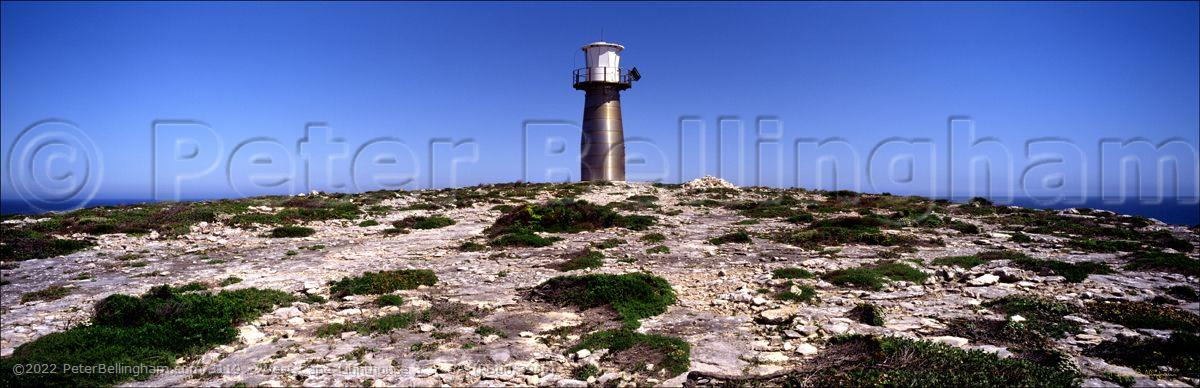 Peter Bellingham Photography West Cape Lighthouse 1  - SA (PB00 3946)
