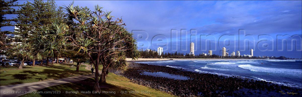 Peter Bellingham Photography Burleigh Heads Early Morning - QLD (PB00 3536)