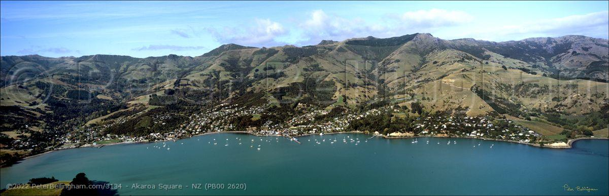 Peter Bellingham Photography Akaroa Square - NZ (PB00 2620)