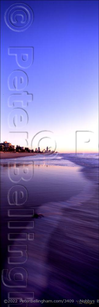 Peter Bellingham Photography Nobbys Beach Sunrise Vertical - QLD (PB00 4512)