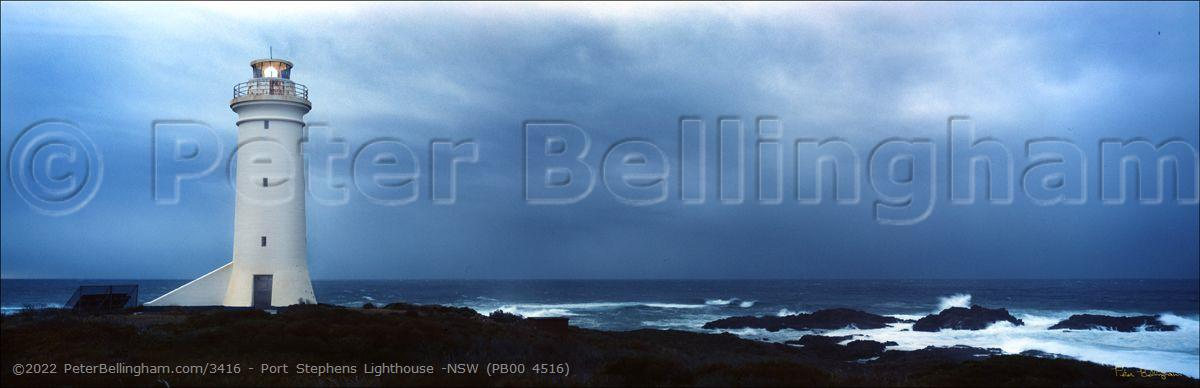 Peter Bellingham Photography Port Stephens Lighthouse -NSW (PB00 4516)