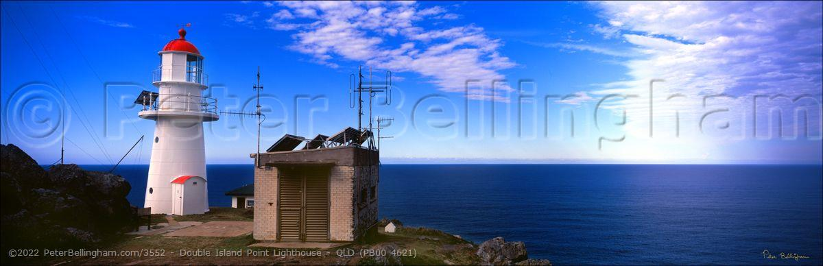 Peter Bellingham Photography Double Island Point Lighthouse - QLD (PB00 4621)