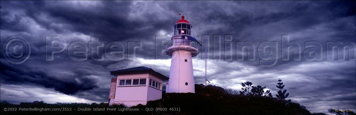 Peter Bellingham Photography Double Island Point Lighthouse - QLD (PB00 4631)