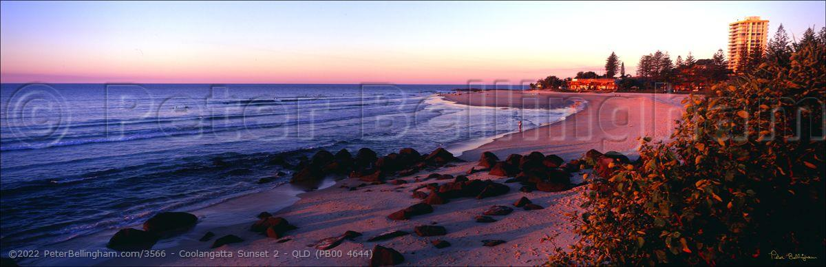 Peter Bellingham Photography Coolangatta Sunset 2 - QLD (PB00 4644)