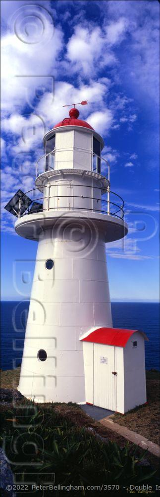 Peter Bellingham Photography Double Island Point Lighthouse - QLD (PB00 4620)