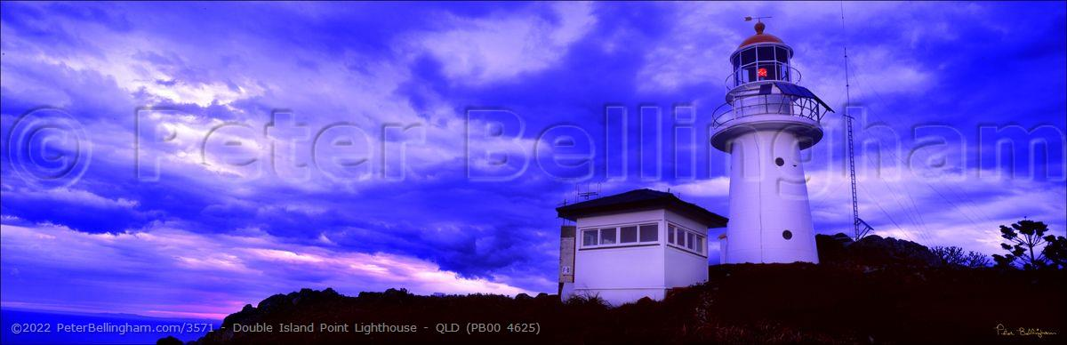 Peter Bellingham Photography Double Island Point Lighthouse - QLD (PB00 4625)
