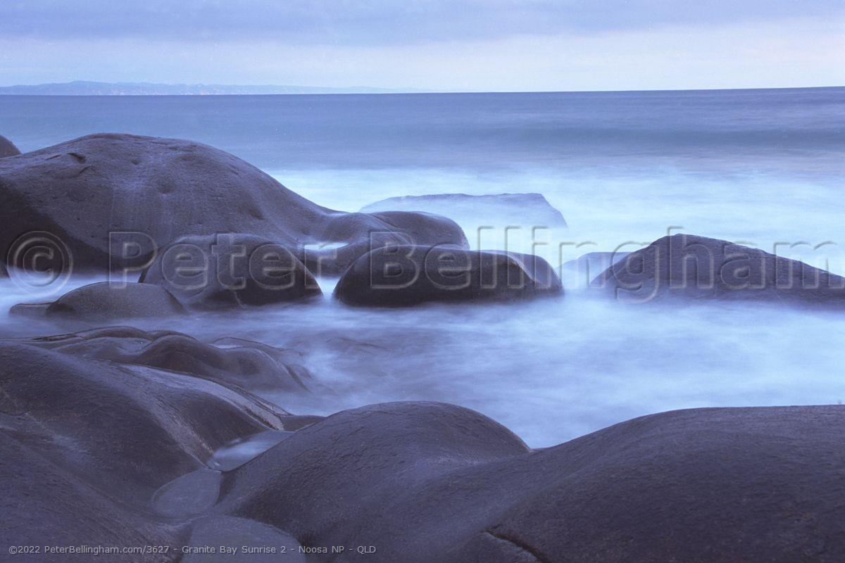 Peter Bellingham Photography Granite Bay Sunrise 2 - Noosa NP - QLD
