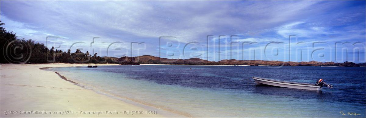 Peter Bellingham Photography Champagne Beach - Fiji (PB00 4964)
