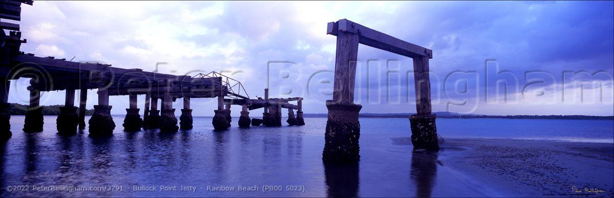 Peter Bellingham Photography Bullock Point Jetty - Rainbow Beach (PB00 5023)