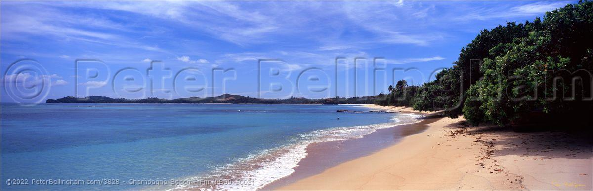 Peter Bellingham Photography Champagne Beach - Fiji (PB00 5003)