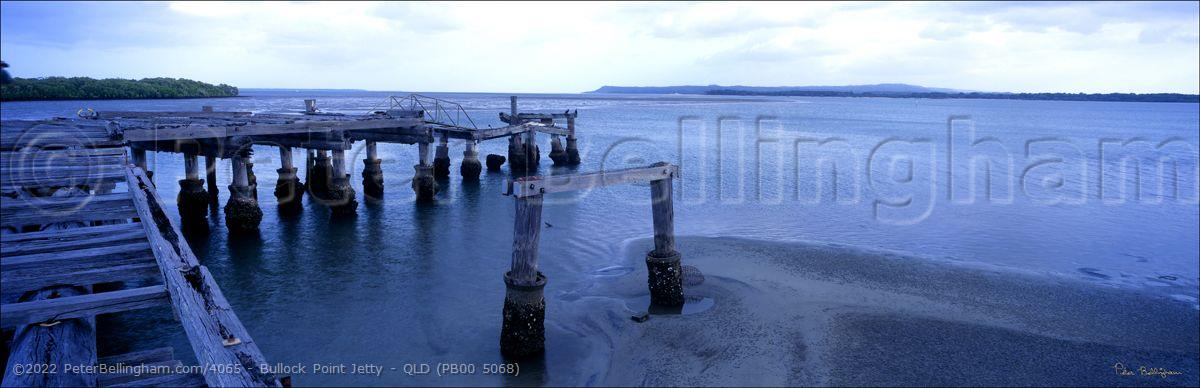 Peter Bellingham Photography Bullock Point Jetty - QLD (PB00 5068)