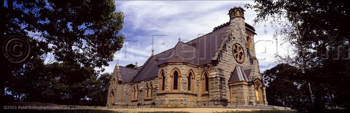 Peter Bellingham Photography Church of Christ - Bega - NSW (PB00 2535)