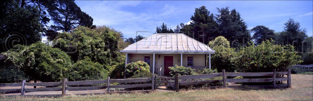 Peter Bellingham Photography Brickendon Farm Cottage - TAS (PB00 5334)