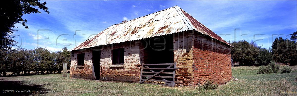 Peter Bellingham Photography Brickendon Shed 4 - TAS (PB00 5341)