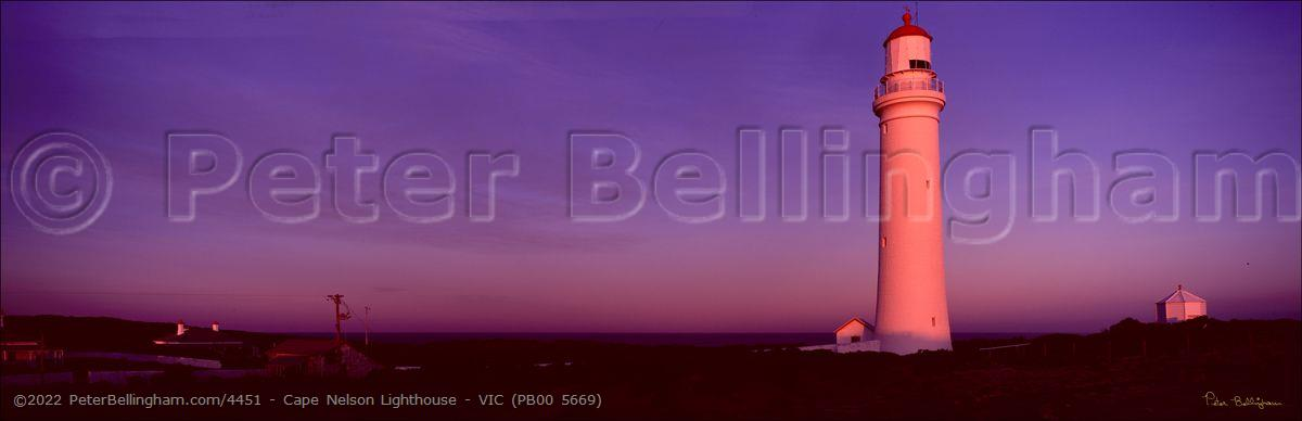 Peter Bellingham Photography Cape Nelson Lighthouse - VIC (PB00 5669)
