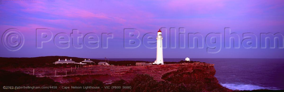 Peter Bellingham Photography Cape Nelson Lighthouse - VIC (PB00 5688)